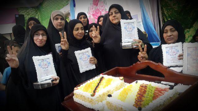 «نسويّة الائتلاف» تكرّم أمّهات البحرين في ذكرى ولادة السيّدة الزهراء «ع»