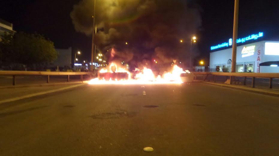 ثوّار البحرين يقطعون «خطّ النار» في عدّة محاور