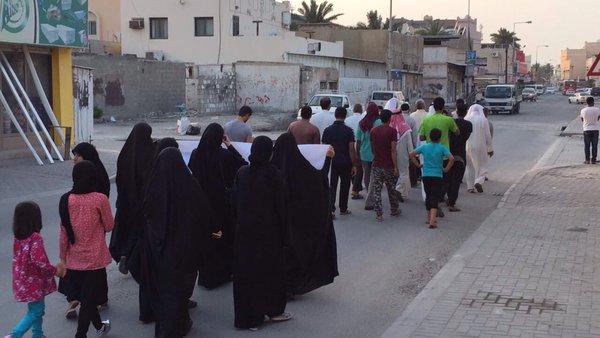 تظاهرة في «المالكيّة» تضامنًا مع الأسيرة الحرّة «طيبة درويش»
