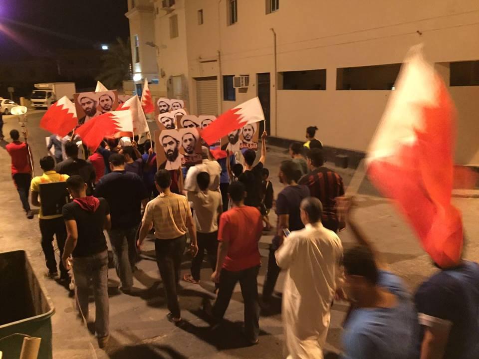 حراكٌ متنوع تشهده «البحرين» يُؤكّد التمسّك بتقرير المصير