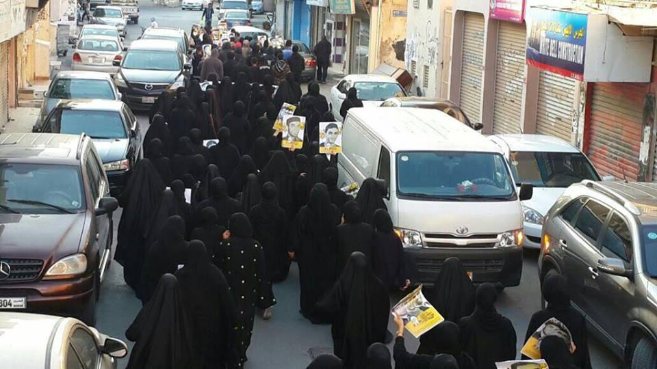 لا عودة للمنازل..التظاهرات الغاضبة تتواصل في البحرين