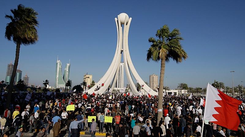 ضياء البحراني: شعب البحرين يستقبل شهر فبراير بملحمة شعبيّة كبرى