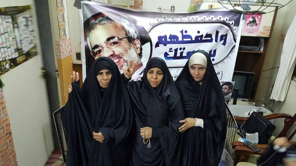 بحضور أمهات الشهداء..أمسية ابتهاليّة في منزل الدكتور السنكيس