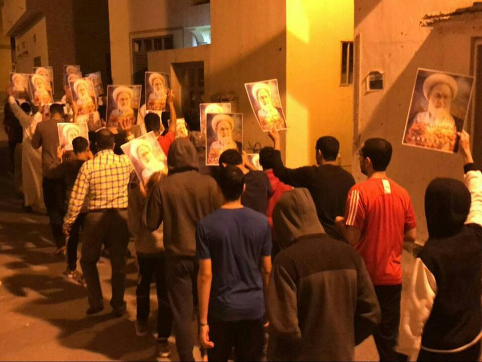 تظاهرات متواصلة تحضيرًا لاستحقاق «14 مارس» المرتقب