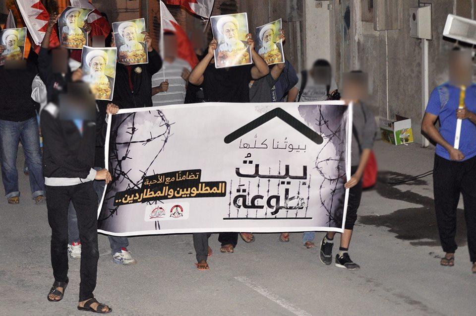 حراك ثوري مستمر تحت شعار «بيوتنا كلّها بيت طوعة»