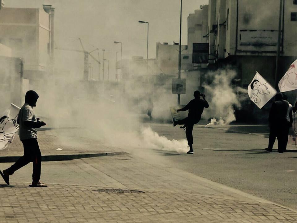ثوّار البحرين يواصلون حراكهم الثوريّ الغاضب