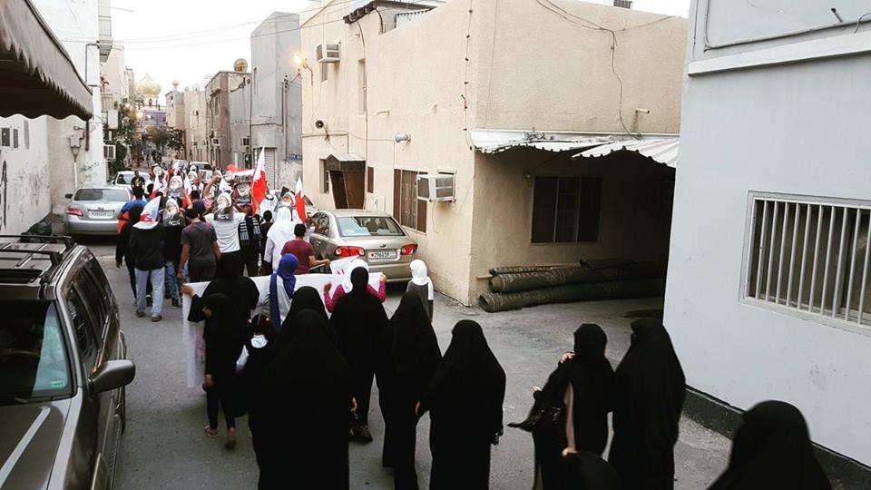 تظاهرات تعبويّة استعدادًا لاستحقاق «14 مارس» المرتقب