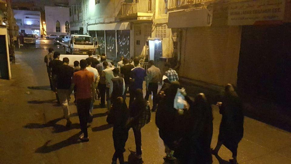 فعاليات ثوريّة تشهدها مناطق البحرين