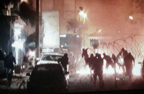 الثوار يسدّدون نيرانهم نحو المرتزقة قرب مجمع البحرين «جيان»