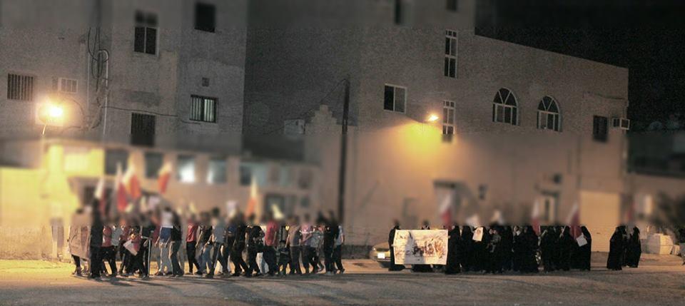 تظاهرة في «دمستان» في ذكرى استشهاد الحاج حسين الماجد
