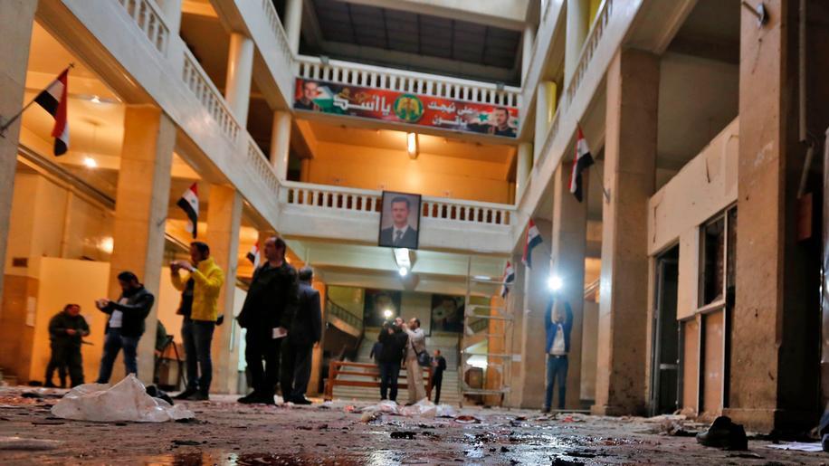 ائتلاف 14 فبراير: تفجيرات دمشق تعكس حالة يأس الإرهابيّين وداعميهم