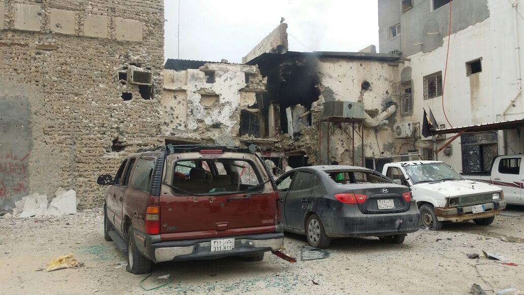 ائتلاف 14 فبراير: نظام بني سعود ينتقم من أهلنا في العوامية بعد هزائمه النكراء في جبهات القتال