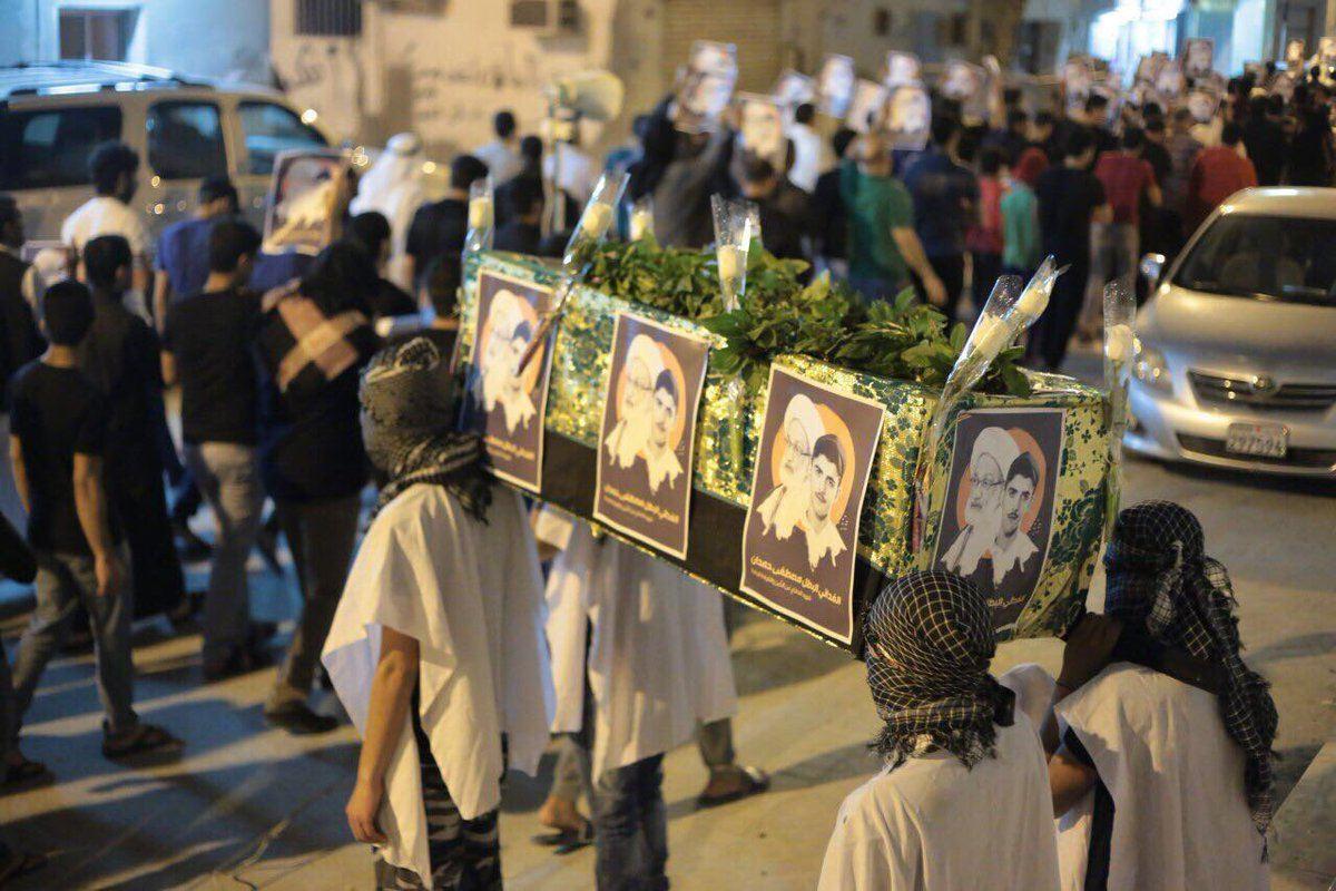 المرابطون في «ميدان الفداء» يُقيمون مراسم خاصّة تخليدًا لذكرى «شهيد الفداء»