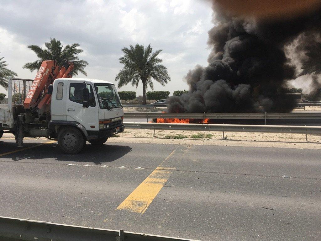 «شارع 14 فبراير» يشتعل بنيران الغضب الثوري أمام عجز المرتزقة