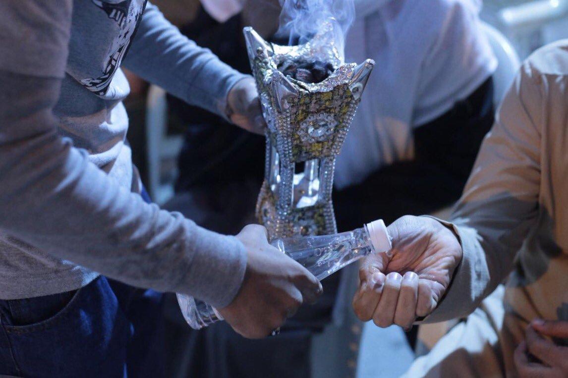 الفدائيّون المعتصمون في «ميدان الفداء» يحيون ذكرى ميلاد السيّدة الزهراء «ع»