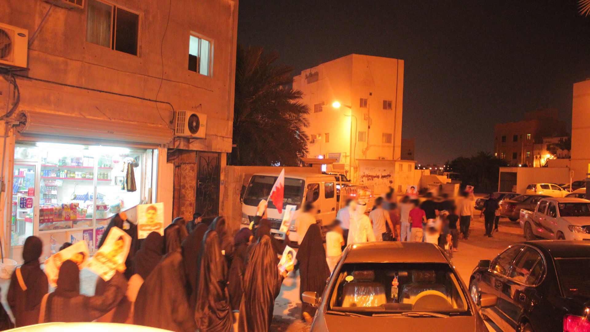 حراك ثوريّ متصاعد في البحرين وفاءً لـ «شهيد الفداء»