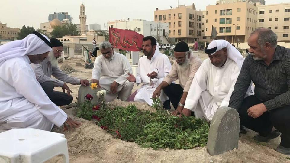 بعد فكّ الحِصار..ائتلاف 14 فبراير يدعو إلى زيارة رياض الشهداء