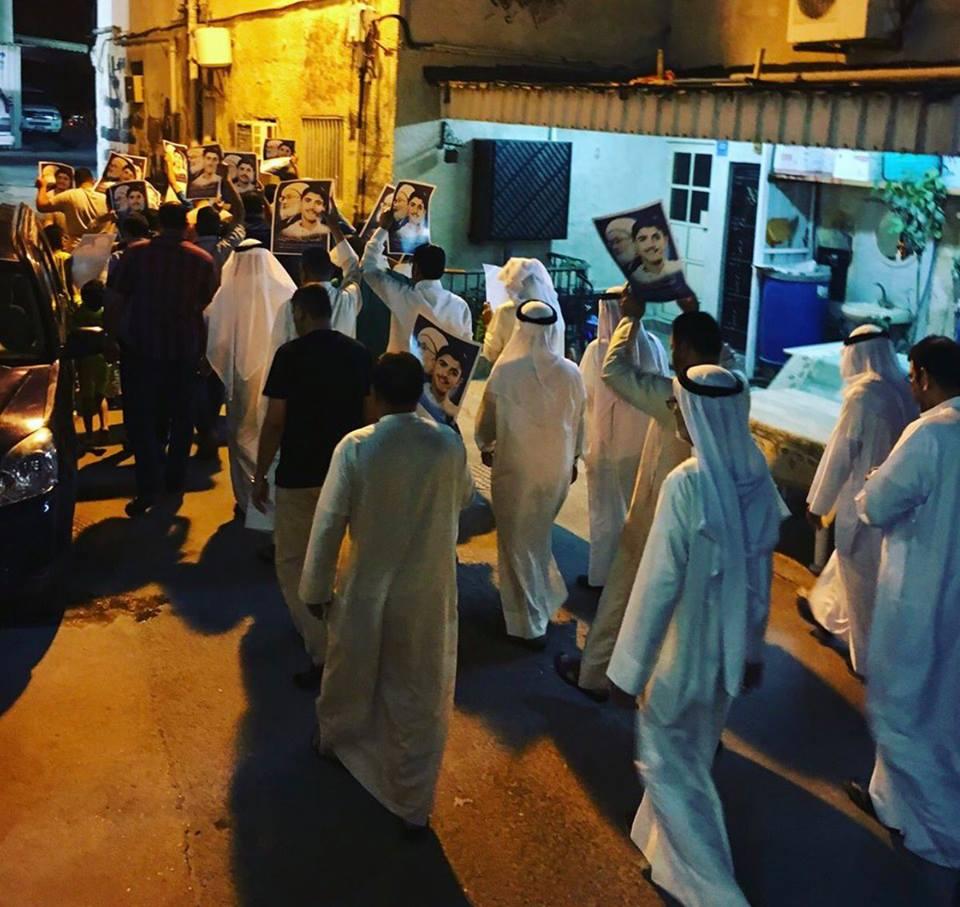 ثورة البحرين مستمرّة..والحراك الشعبي يتواصل