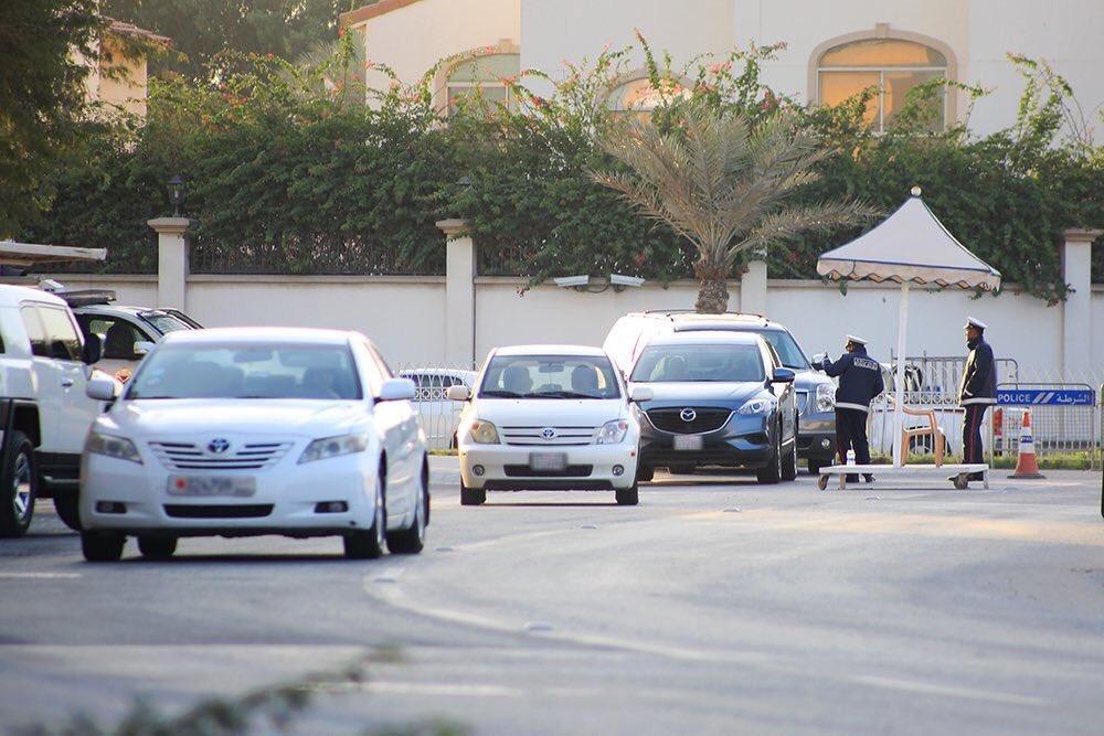 الكيان الخليفيّ يواصل منع إقامة أكبر صلاة جمعة في البحرين