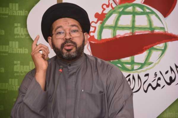 اعتقال رجل الدين سماحة السيّد محي الدين المشعل من «جسر الشهيد النمر»