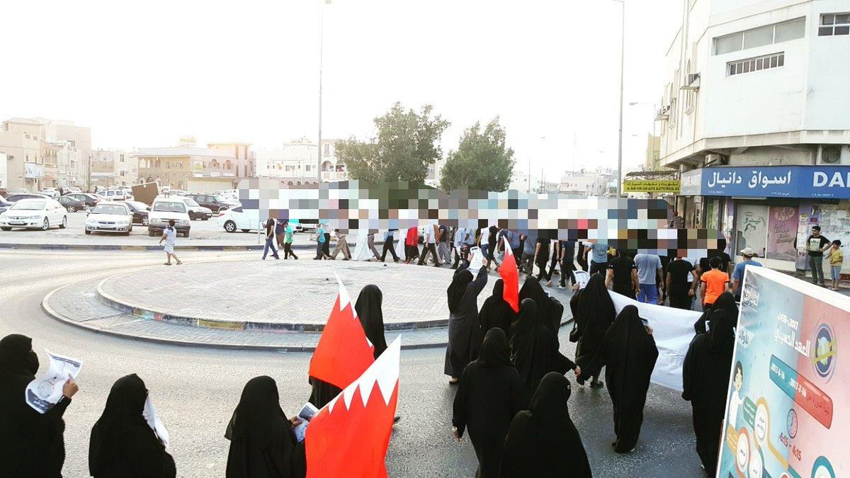 """عصام المنامي لقناة العالم: فعاليّات """"الصمود"""" متواصلة في البحرين على الرغم من كلّ التحدّيات"""