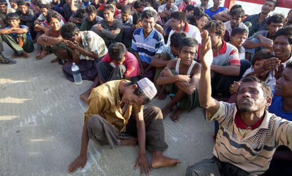 بيان صحفيّ:حملات الإبادة الجماعيّة بحقّ مسلمي بورما تجري بتواطؤ دوليّ ودعم صهيونيّ مباشر