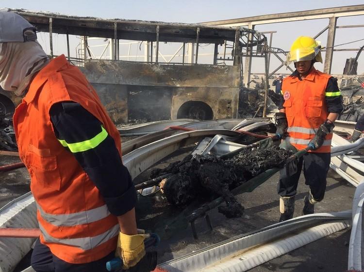 ائتلاف 14 فبراير يدين تفجير «الناصرية» الإرهابيّ ويُحمّل نظام بني سعود المسؤوليّة