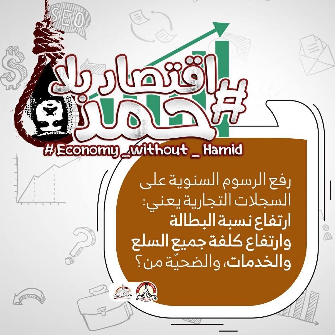 حملة اقتصاد بلا حمد:سياسات خليفيّة فاشلة تستهدف كلّ قطاعات الشعب
