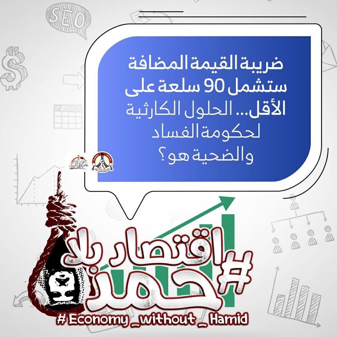 حملة «اقتصاد بلا حمد» تكشف المزيد من أسباب التدهور الاقتصادي في ظلّ حكم «العائلة الخليفية»