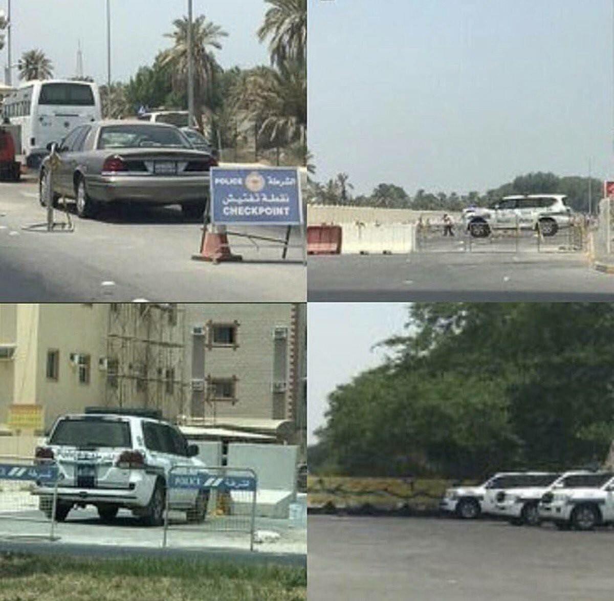وفق النهج الصهيوني..الكيان الخليفيّ يواصل منع شعائر صلاة الجمعة في البحرين