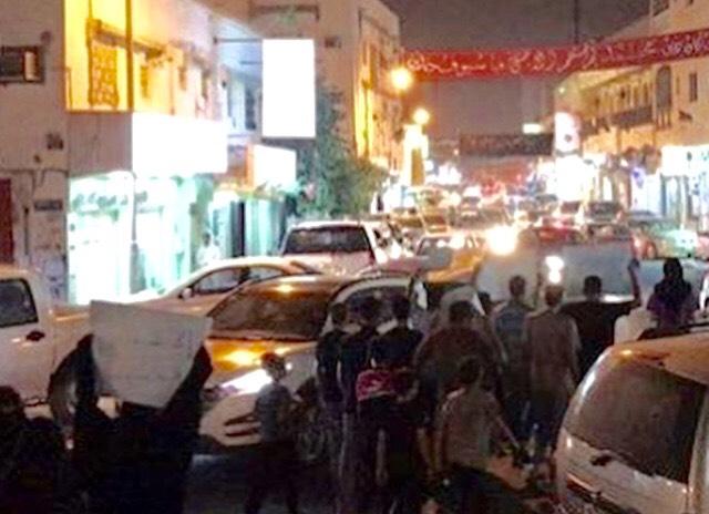 أهالي بلدة الدّيه يندّدون بالاعتداء على المظاهر الحسينيّة