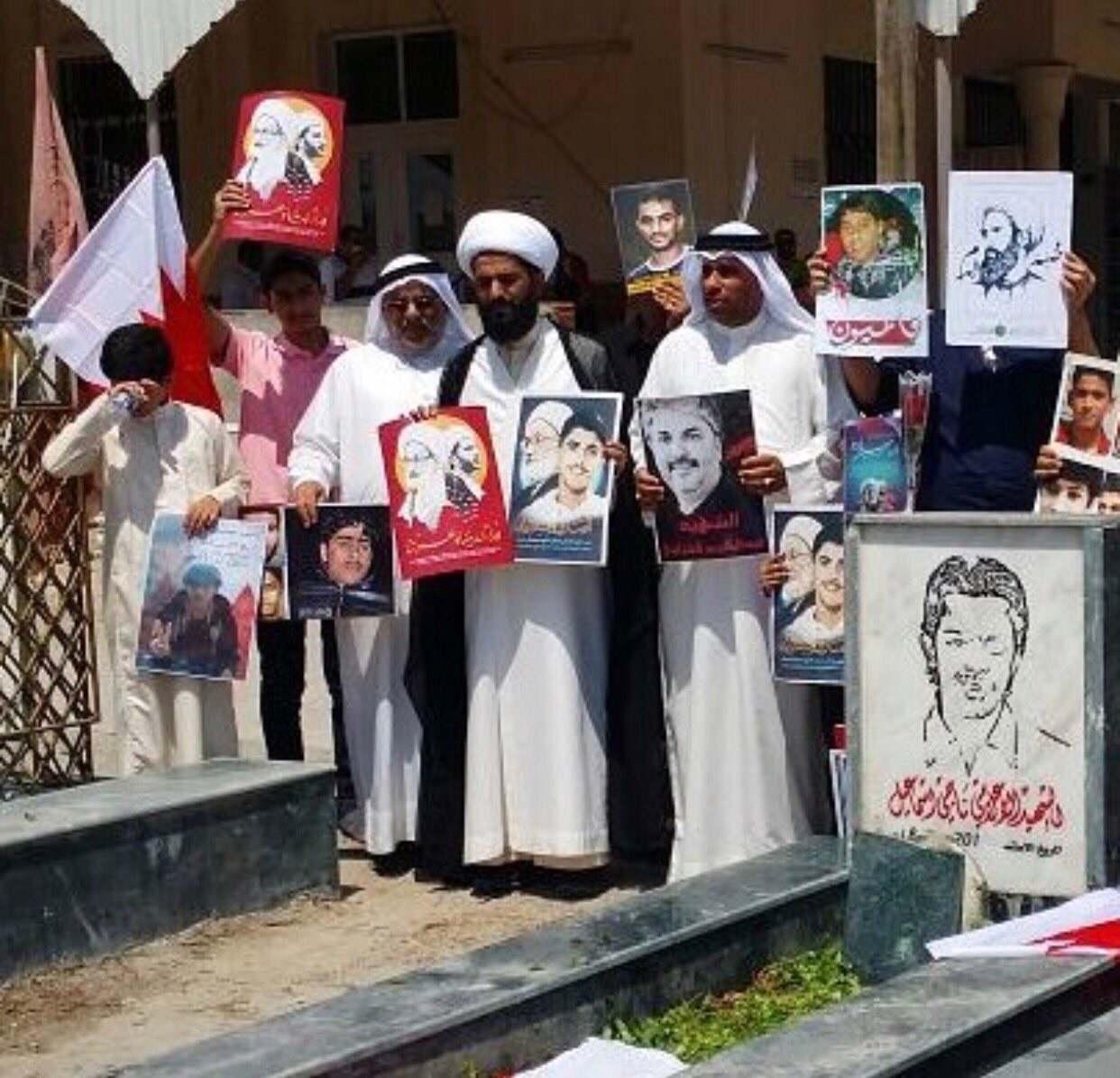 رياض الشهداء تستقبل «أبناء البحرين» في أيام عيد الأضحى المبارك