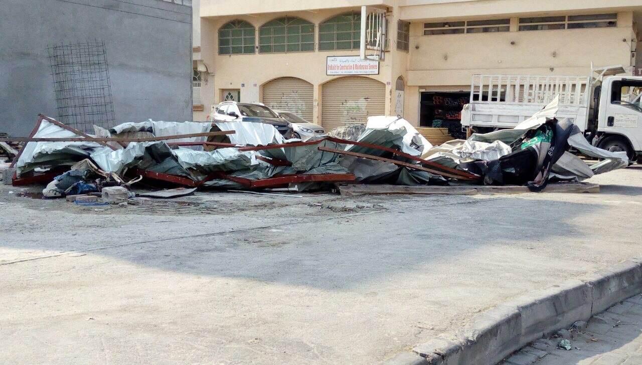 عصابات المرتزقة تستمر في اعتداءاتها على المظاهر العاشورائيّة في «البحرين»