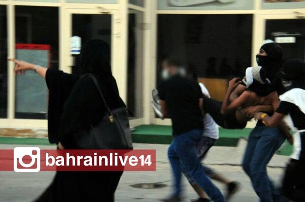 «بحرين لايف» يوثّق استهداف المرتزقة لأجساد المتظاهرين بالرصاص الانشطاري