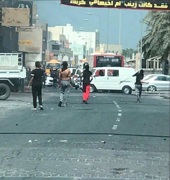 أهالي المالكية يتصدون للمعتدين على الشعائر الحسينيّة
