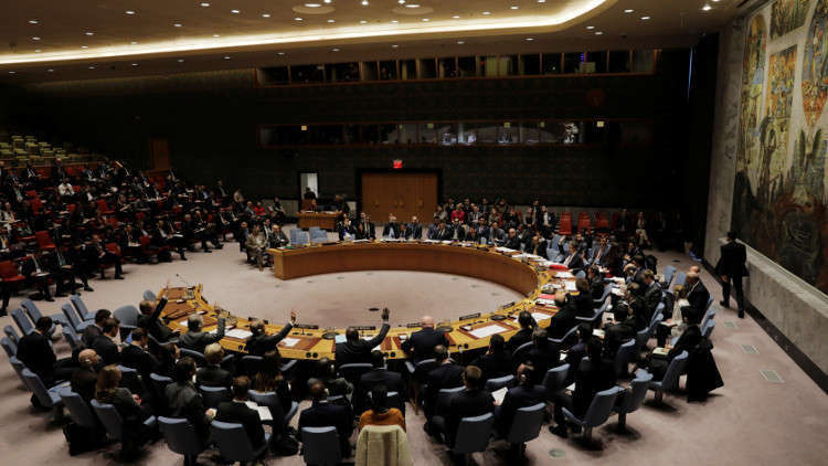 مجلس الأمن يدعو دمشق والمعارضة للمشاركة في جنيف دون شروط مسبقة