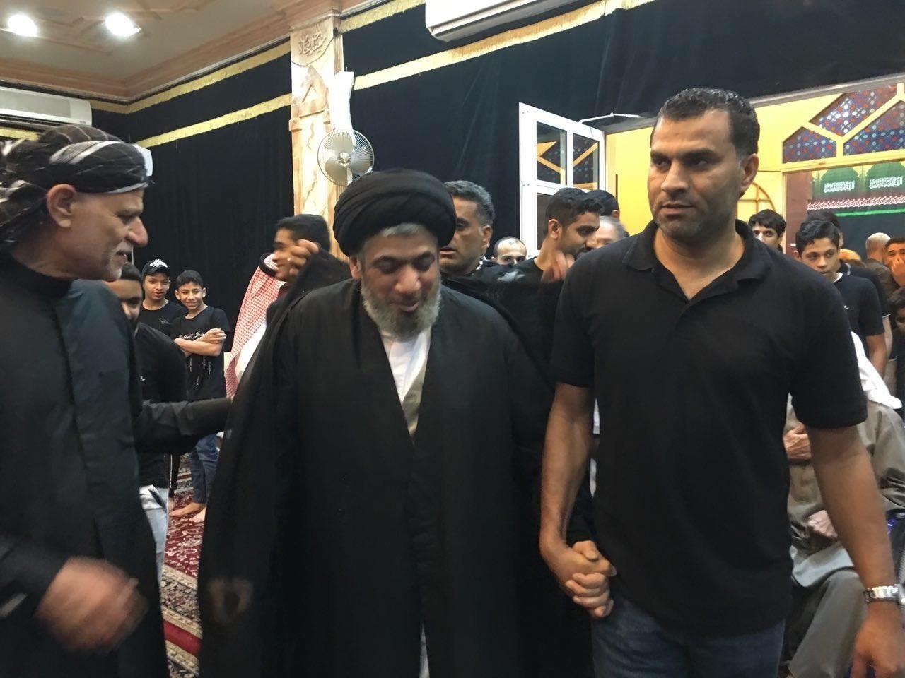 السيد أحمد الماجد إلى الحريّة ويُستقبل كالأبطال… إكمال المسيرة بعد كسر القيود