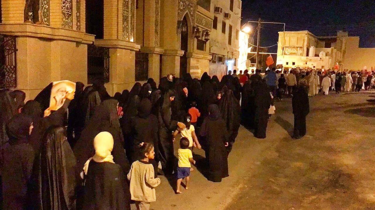 تظاهرات «جمعة الغضب الثوريّ» تجتاز مناطق البحرين