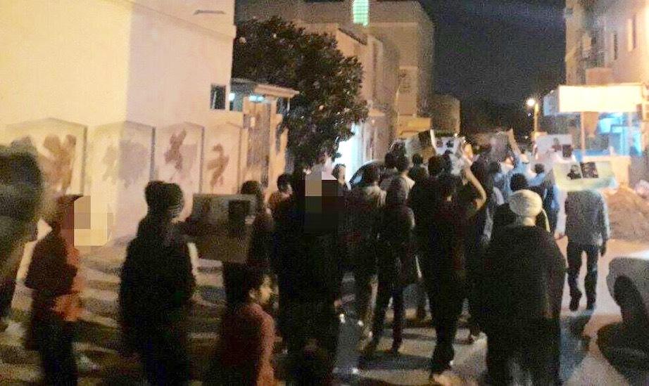 أهالي أبوصيبع والشاخورة يندّدون بالمداهمات الخليفيّة لمنازل المواطنين