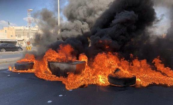 فعاليّات ثوريّة تحضيرًا لاستقبال سابع أعوام الثورة المجيدة