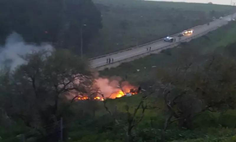 ائتلاف 14 فبراير: إسقاط طائرة صهيونيّة «F16» من قِبل «الدفاعات السوريّة» والانتقال من التهديد إلى التنفيذ يُدخل المنطقة مرحلةً جديدة
