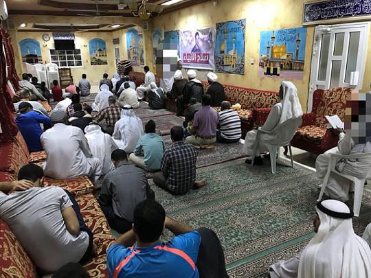 أمسيات ابتهاليّة في «البحرين» لخلاص المعتقلين السياسيين