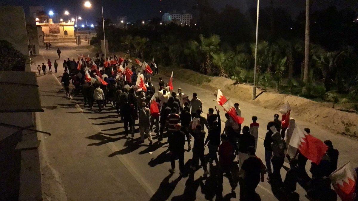 جولة ميدانيّة ثالثة تنطلق في «البحرين» والجماهير تضاعف حضورها في الساحات