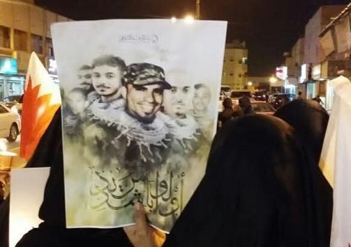«باقون على نهج المقاومة» شعار تظاهرات الجمعة في البحرين