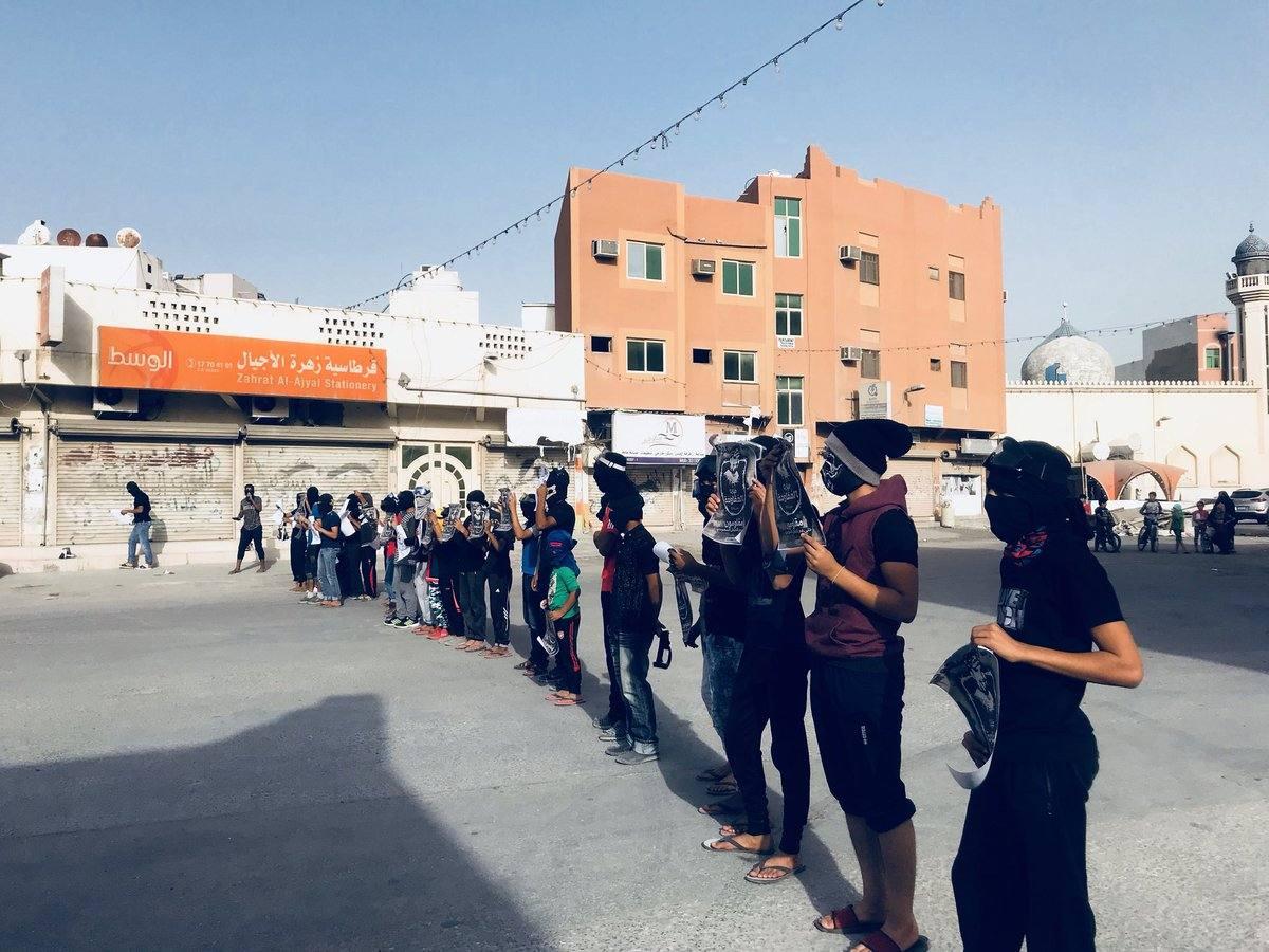 القوى الثوريّة تدعو إلى اعتصامات في اليوم الأخير من فعاليات ذكرى الاحتلال السعودي للبحرين