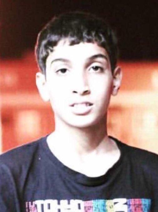 مخاوف على الطفل المعتقل »سيّد أحمد سيّد مجيد« بعد إخفائه قسريًّا ما يقارب الشهر