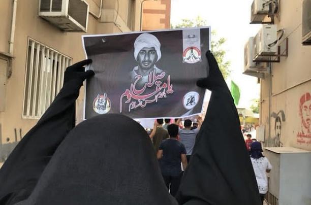 تظاهرات غاضبة في عدد من البلدات وفاء للشهيد صلاح عباس