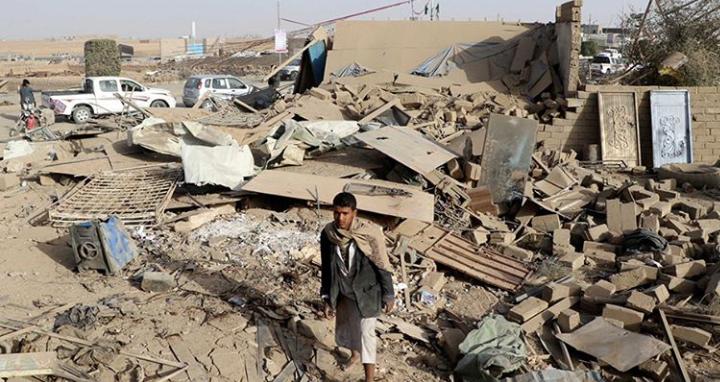 ائتلاف 14 فبراير يستنكر جريمة آل سعود في محافظة حجة اليمنيّة