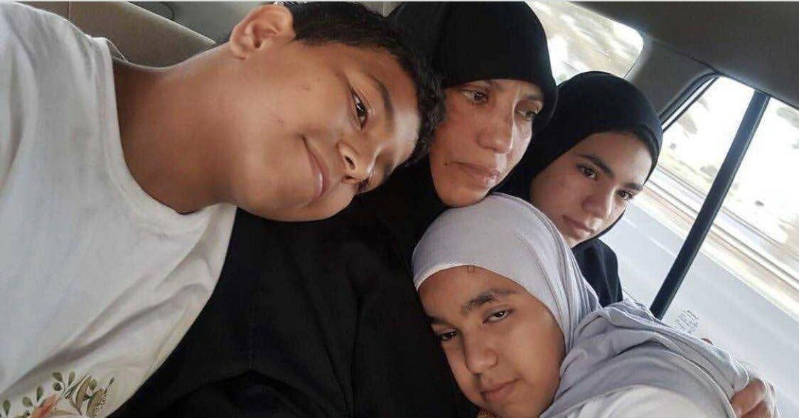 نسويّة الائتلاف تهنّئ الحرّة «طيبة درويش» على معانقتها الحريّة