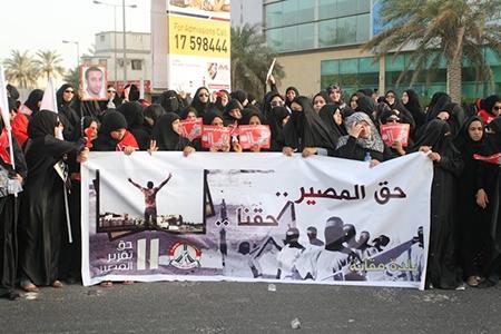 عصام المناميّ لقناة اللؤلؤة: حق تقرير المصير صرخة شعبية ورسالة مدوّية على الحق الثابت لشعب البحرين
